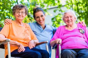 Elder Care Avon Lake OH Seniors and Gardening