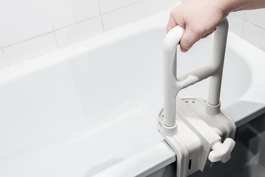 Caregiver Bay Village OH Seniors and Bathroom Safety